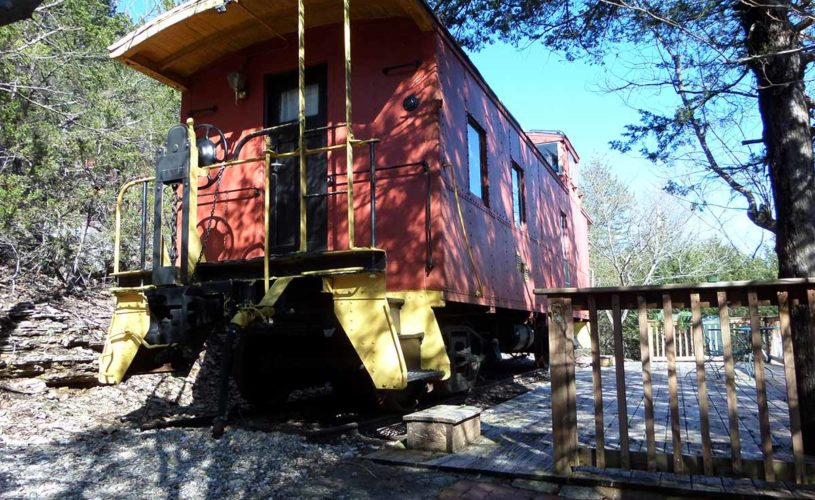 Livingston Junction Cabooses: Caboose 102