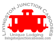 Livingston Junction Cabooses Logo Footer